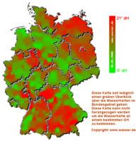 trinkwasserqualität deutschland karte Nachrichten Wasser.de trinkwasserqualität deutschland karte