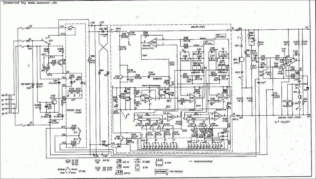 Großartig Fernschreiber Schaltplan Galerie - Elektrische Schaltplan ...