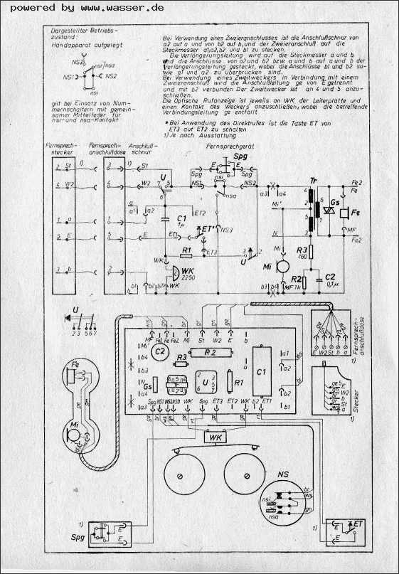 DDR Telefon Variant an Eumex 800 / Telefon Forum für Historische ...
