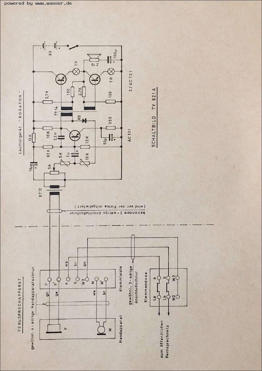 Fantastisch Alte Telefonschaltpläne Fotos - Der Schaltplan - greigo.com
