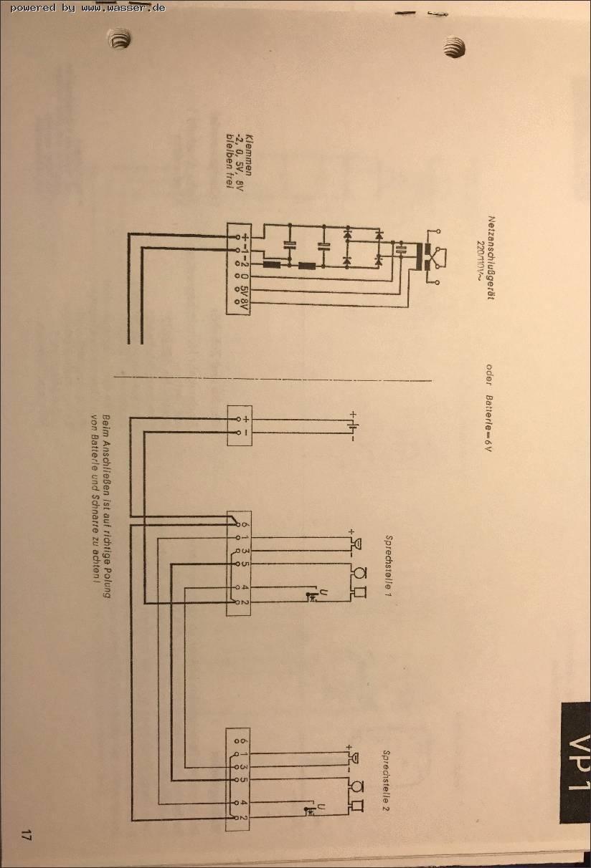 ber hmt sprechanlagen schaltplan bilder schaltplan serie. Black Bedroom Furniture Sets. Home Design Ideas