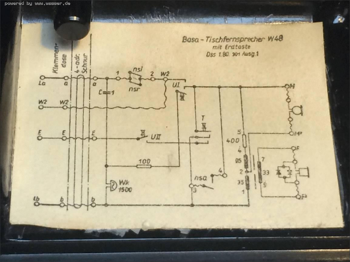 Groß 4 Draht Telefon Schaltplan Bilder - Der Schaltplan - triangre.info