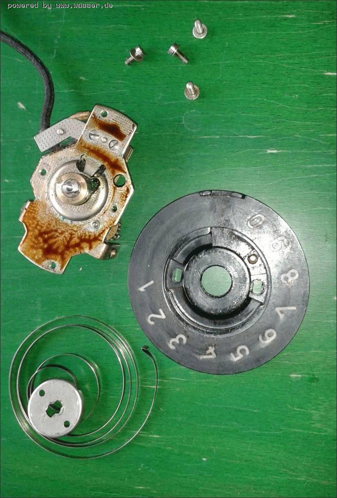 falscher nummernschalter im w38 telefon forum f r. Black Bedroom Furniture Sets. Home Design Ideas