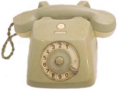 älter als von 1960, Telephonbörse!